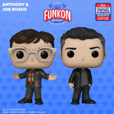 Funkon 2021 Reveals: The Russo Brothers – Anthony and Joe Russo