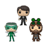 3-pack Mulch Diggems, Pop! Holly Short, Pop! Artemis Fowl