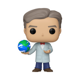 Icons - Bill Nye with Globe US Exclusive Pop! Vinyl [RS]