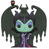 Sleeping Beauty - Maleficent on Throne Pop! Deluxe