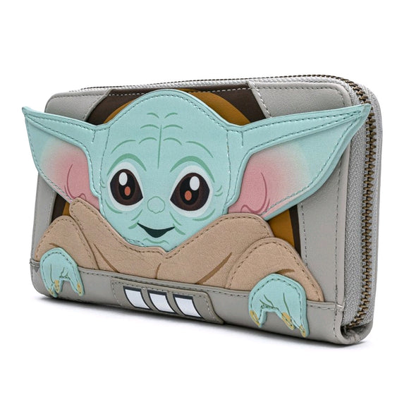 Star Wars: The Mandalorian - Loungfly The Child Cradle Purse
