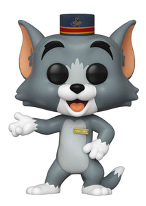 Tom & Jerry (2021) - Tom with Hat Pop! Vinyl