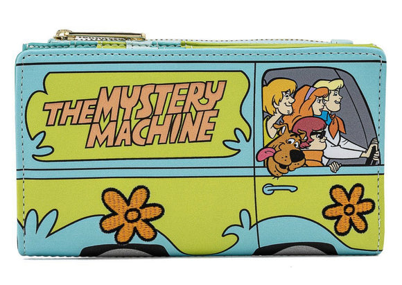 Scooby Doo - Mystery Machine Loungefly Flap Purse