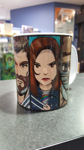 Logan Mug- Cursed Creations