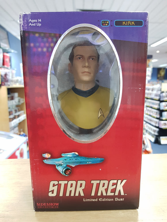 Star Trek - Kirk Limited Edition Bust
