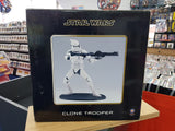 "Star Wars Clone Trooper Attakus Limited Edition 15"" Statue"