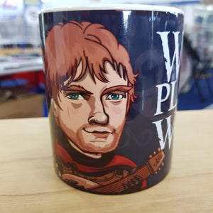 GOT Ed Sheeran Worst place in the World Mug - Cursed Creations