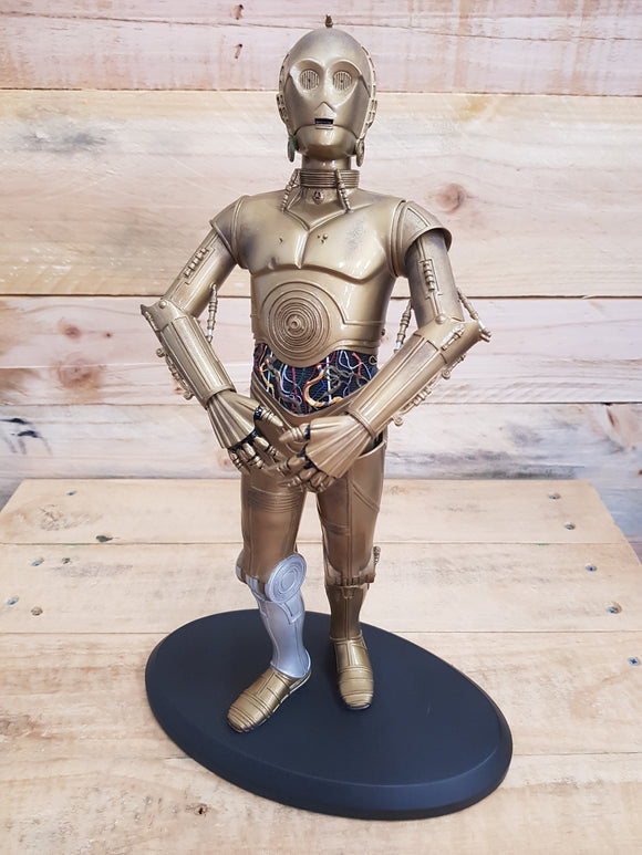 Star Wars C3-PO Attakus Limited Edition 14