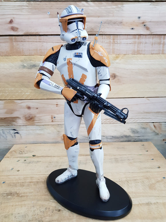 Star Wars Commander Cody Attakus Limited Edition 15