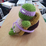 TMNT - Donatello Hand Crocheted Plush Figure