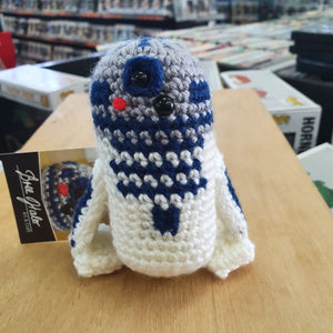Star Wars - R2-D2 Crocheted Plush Figure