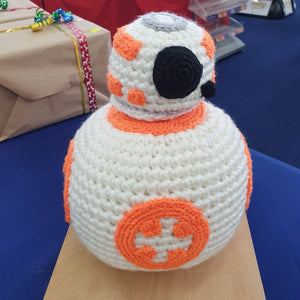 Star Wars - BB-8 large Crocheted Plush Figure