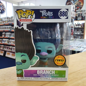 Trolls World Tour - Branch Chase Pop Vinyl