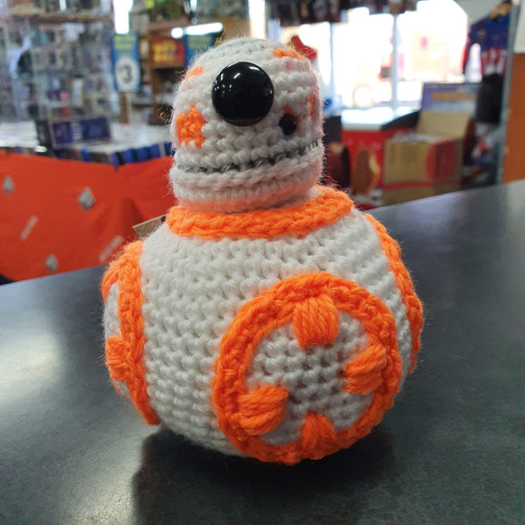 Star Wars - BB-B8 Crocheted Plush Figure