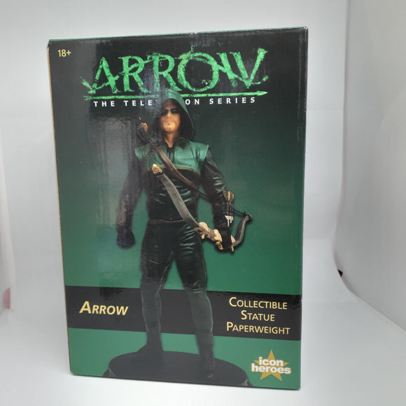 Icon Heroes - Arrow Collectible Statue Paperweight