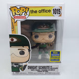 The Office - Recyclops v2 Pop! SDCC 2020 Exclusive Pop Vinyl
