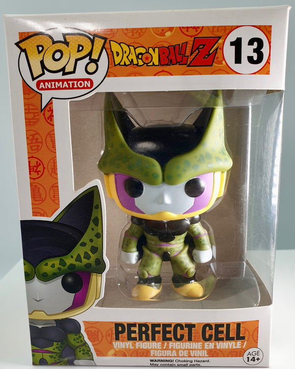 DBZ -Perfect Cell Pop Vinyl