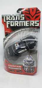 Transformers Collectors Club - Barricade Decepticon, Automorph Technology Figurine