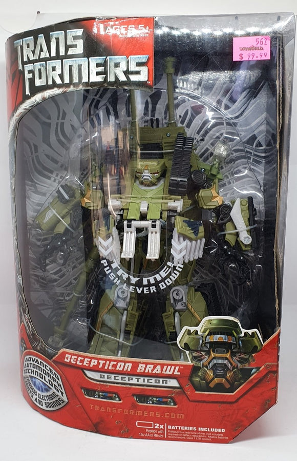 Transformers  - Decepticon Brawl, Advanced Automorph Technology Figurine
