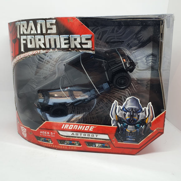 Transformers  - Ironhide, Advanced Automorph Technology Figurine