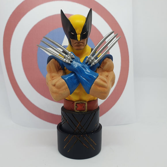 Marvel - Wolverine Mini Bust Limited Edition (2793/3000)