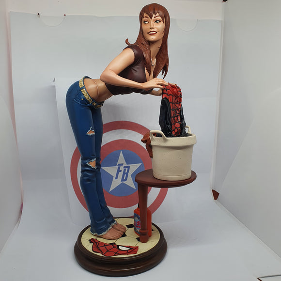 Marvel - Mary Jane Sideshow Collectables Comiquette Limited Edition Statue (938/2000)