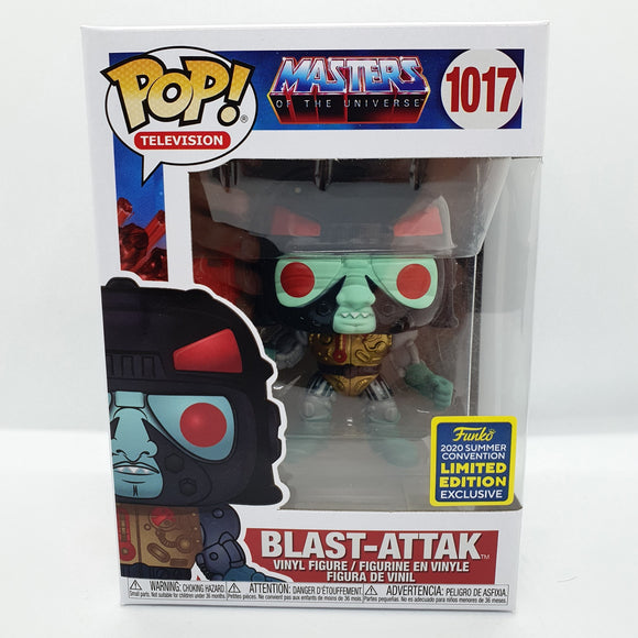 MOTU - Blast - Attak SDCC 2020 Excl Pop! Vinyl Figure