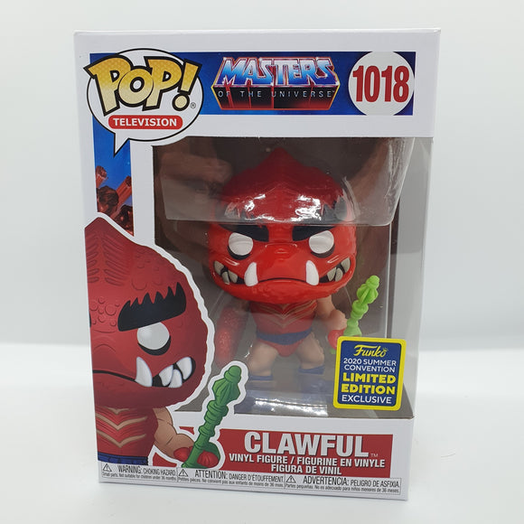 MOTU - Clawful SDCC 2020 Excl Pop! Vinyl Figure