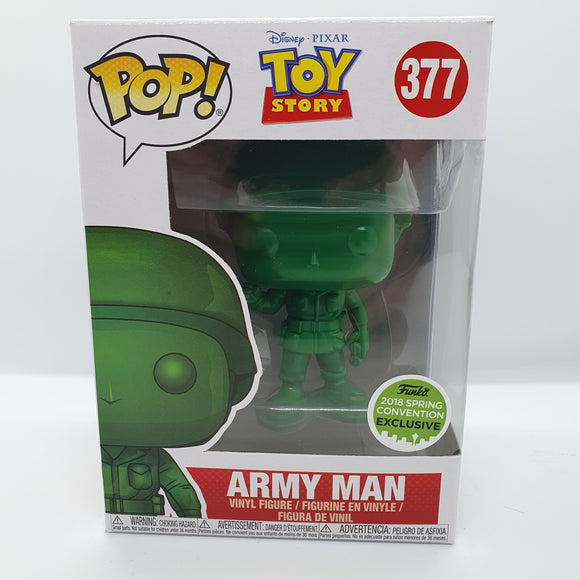 Toy story - Army Man ECCC 2018 Excl Pop! Vinyl Figure