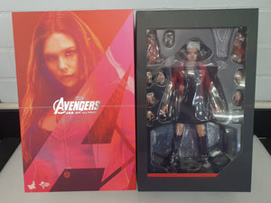AVENGERS: AGE OF ULTRON SCARLET WITCH 1/6TH SCALE COLLECTABLE HOT TOY FIGURINE