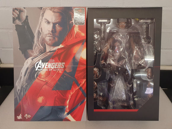AVENGERS: AGE OF ULTRON THOR 1/6TH SCALE COLLECTABLE HOT TOY FIGURINE