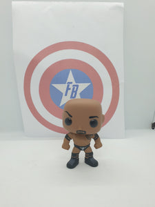 "WWE - Dwayne ""The Rock"" Johnson Out of Box Pop! Vinyl"