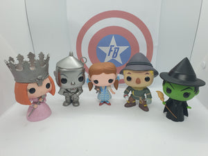Wizard Of Oz Out of Box Pop! Vinyl Set (5 Pops)
