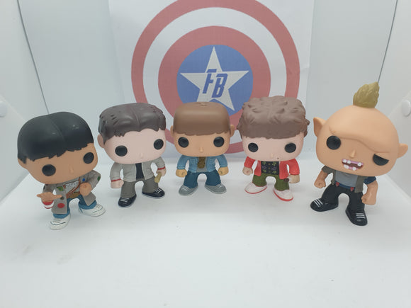 The Goonies Out of Box Pop! Vinyl Set (5 Pops)