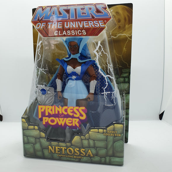 Masters of the Universe Classics - Netossa Action Figure