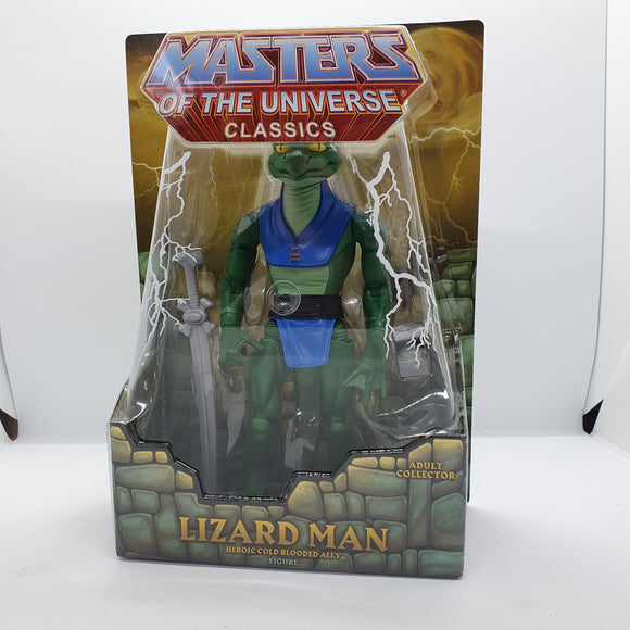 Masters of the Universe Classics - Lizard Man Action Figure