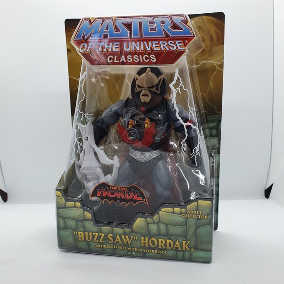 Masters of the Universe Classics - Buzz saw Hordak Action Figure