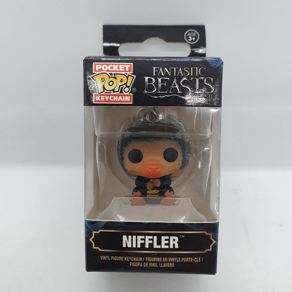 Fantastic Beasts - Niffler Pop Key Chain