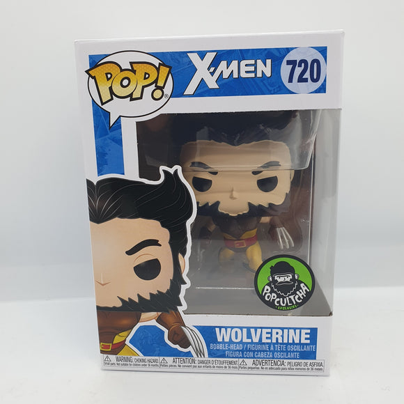 X-Men - Wolverine Pop! Vinyl Figure (Popcultcha Exclusive)