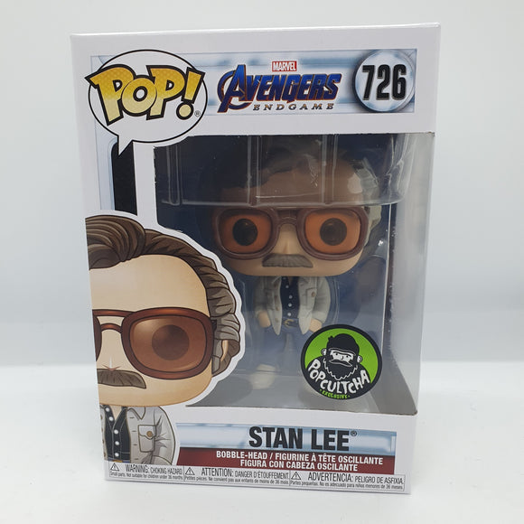 Avengers - Stan Lee Pop! Vinyl Figure (Popcultcha Exclusive)