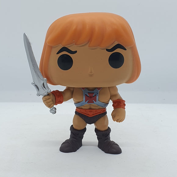 MOTU - He-man OOB Pop Vinyl