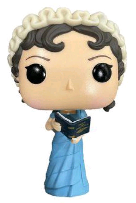 Icons - Jane Austen with Book US Exclusive Pop! Vinyl [RS]