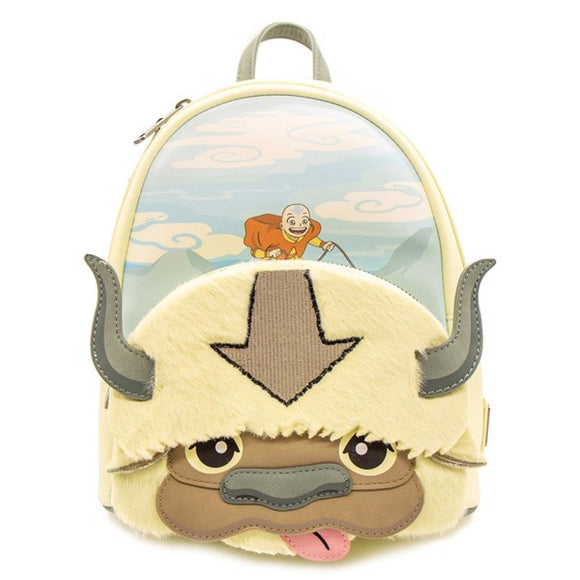 Avatar: TLA - Appa Plush Loungefly Mini Backpack