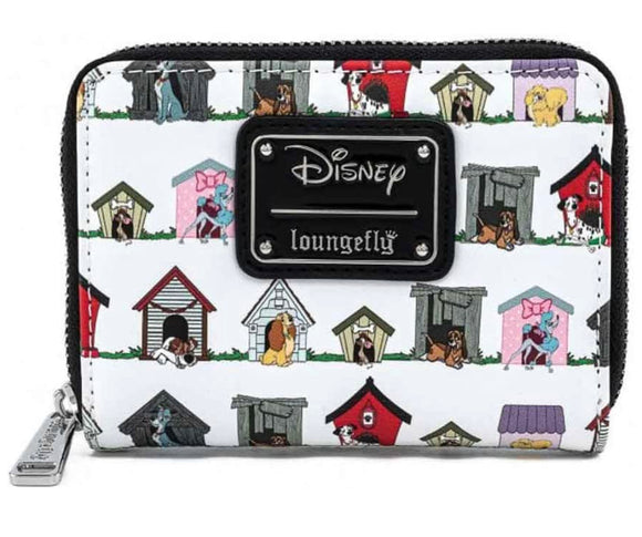 Disney - Doghouses Loungefly Purse