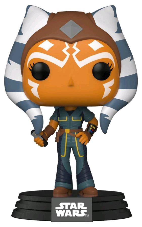 Star Wars: Clone Wars - Ahsoka Pose US Exclusive Pop! Vinyl [RS]