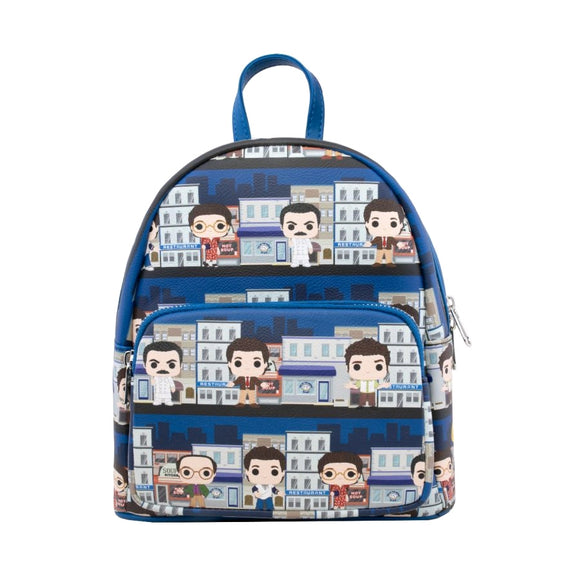Seinfeld - Pop! City Mini Backpack