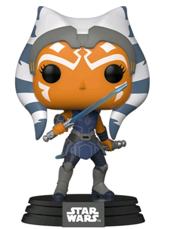 Star Wars: Clone Wars - Ahsoka Pop! Vinyl