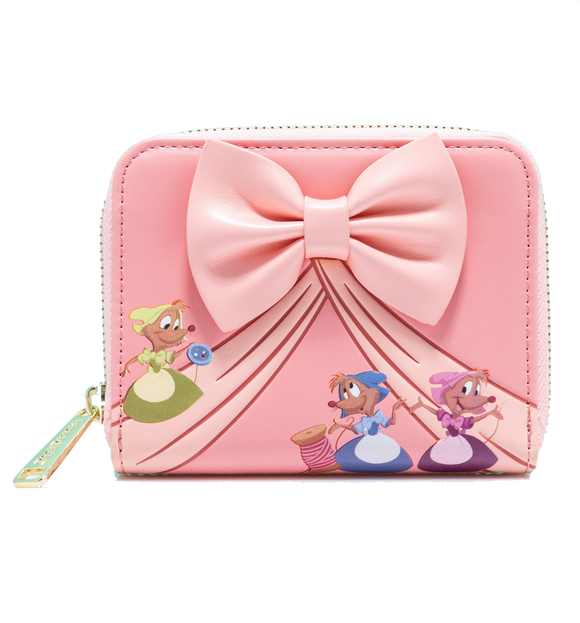 Cinderella - Bow 70th Anniversary Loungefly Purse