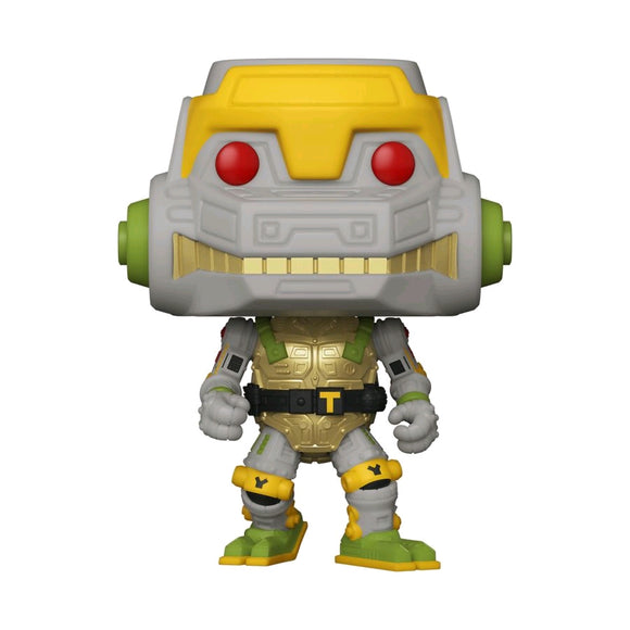 Teenage Mutant Ninja Turtles - Metalhead Metallic Pop! Vinyl [RS]