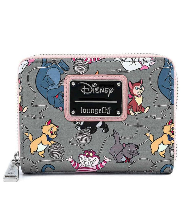 Disney - Cats Loungefly Purse